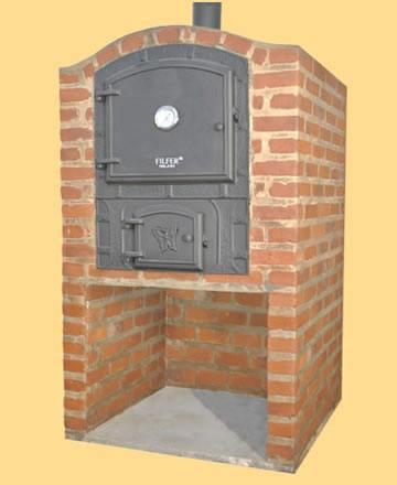 Hogar xxi hornos de calor envolvente accesorios for Horno de hierro fundido